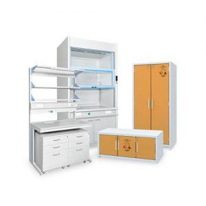 4. Лабораторная мебель